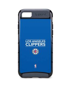 Los Angeles Clippers Standard - Blue iPhone 8 Cargo Case