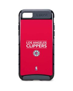 Los Angeles Clippers Standard - Red iPhone 8 Cargo Case