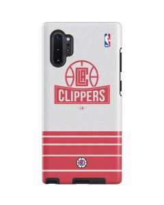 Los Angeles Clippers Static Galaxy Note 10 Plus Pro Case