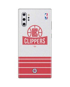 Los Angeles Clippers Static Galaxy Note 10 Plus Skin