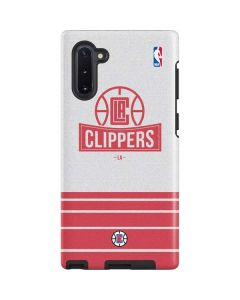 Los Angeles Clippers Static Galaxy Note 10 Pro Case