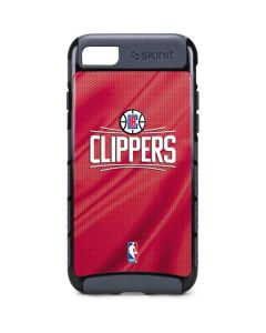 Los Angeles Clippers Team Jersey iPhone 8 Cargo Case
