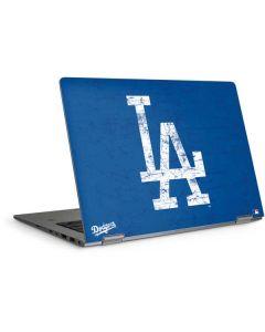 Los Angeles Dodgers - Solid Distressed HP Elitebook Skin