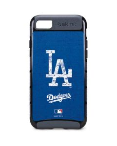 Los Angeles Dodgers - Solid Distressed iPhone 7 Cargo Case