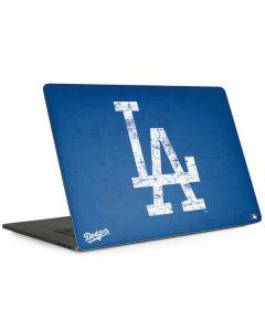 Los Angeles Dodgers - Solid Distressed Apple MacBook Pro 15-inch Skin