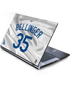Los Angeles Dodgers Bellinger #35 Generic Laptop Skin