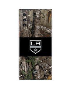 Los Angeles Kings Realtree Xtra Camo Galaxy Note 10 Skin