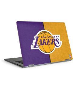 Los Angeles Lakers Canvas HP Elitebook Skin