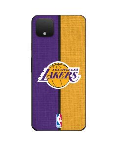 Los Angeles Lakers Canvas Google Pixel 4 XL Skin