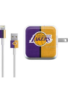 Los Angeles Lakers Canvas iPad Charger (10W USB) Skin