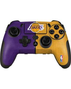 Los Angeles Lakers Canvas PlayStation Scuf Vantage 2 Controller Skin