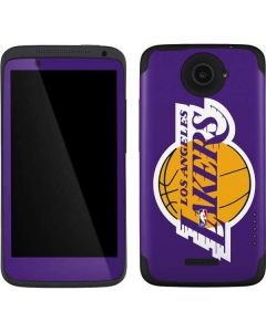 Los Angeles Lakers Large Logo One X Skin