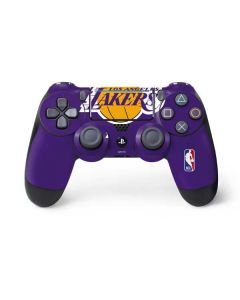 Los Angeles Lakers Large Logo PS4 Pro/Slim Controller Skin