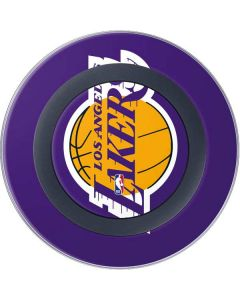 Los Angeles Lakers Large Logo Wireless Charger Skin