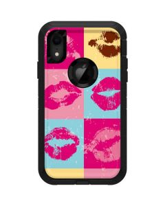 Lots Of Kisses Otterbox Defender iPhone Skin