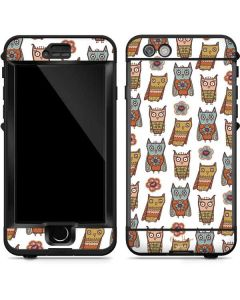 Lotsa Owls LifeProof Nuud iPhone Skin