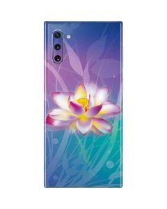 Lotus Galaxy Note 10 Skin
