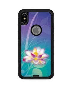 Lotus Otterbox Commuter iPhone Skin