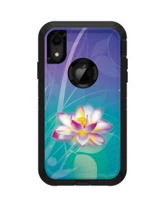Lotus Otterbox Defender iPhone Skin