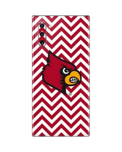 Louisville Chevron Galaxy Note 10 Skin