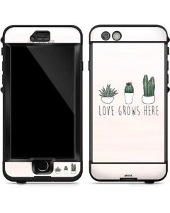 Love Grows Here LifeProof Nuud iPhone Skin