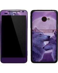 Loving Wolves EVO 4G LTE Skin