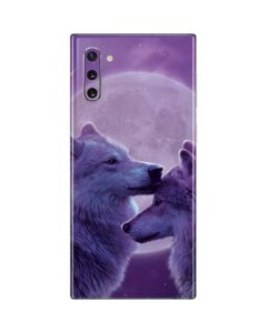 Loving Wolves Galaxy Note 10 Skin