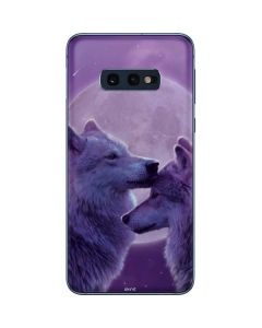 Loving Wolves Galaxy S10e Skin
