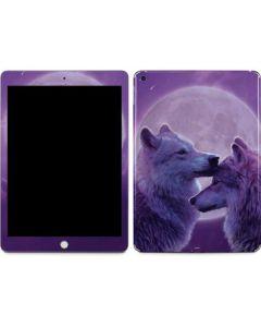 Loving Wolves Apple iPad Skin