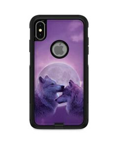 Loving Wolves Otterbox Commuter iPhone Skin