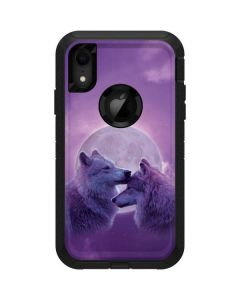 Loving Wolves Otterbox Defender iPhone Skin