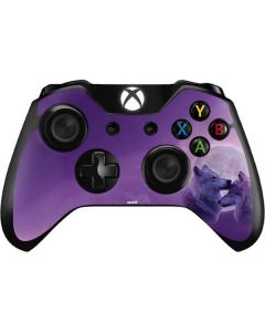 Loving Wolves Xbox One Controller Skin