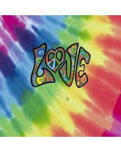 Tie Dye Peace & Love LifeProof Nuud iPhone Skin