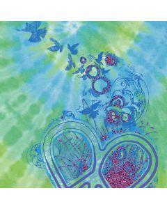 Tie Dye Peace Heart PS4 Pro/Slim Controller Skin