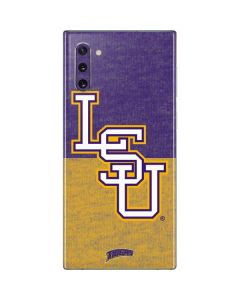 LSU Split Galaxy Note 10 Skin