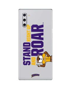 LSU Stand Right Up and Roar Galaxy Note 10 Skin