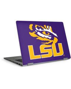 LSU Tiger Eye Purple HP Elitebook Skin