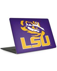 LSU Tiger Eye Apple MacBook Pro 15-inch Skin