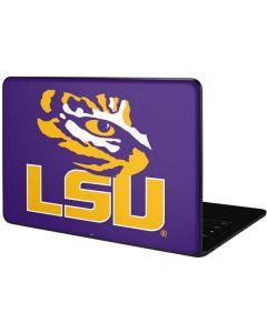LSU Tiger Eye Purple Google Pixelbook Go Skin