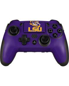 LSU Tiger Eye Purple PlayStation Scuf Vantage 2 Controller Skin