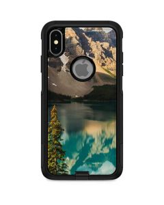 Majestic Mountains and Evergreen Forests Otterbox Commuter iPhone Skin