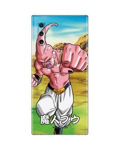 Majin Buu Power Punch Galaxy Note 10 Skin