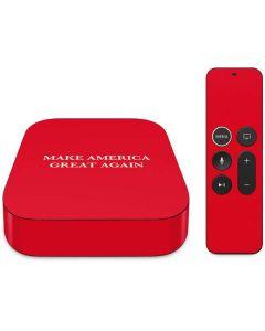 Make American Great Again Apple TV Skin