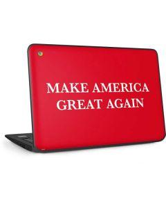 Make American Great Again HP Chromebook Skin