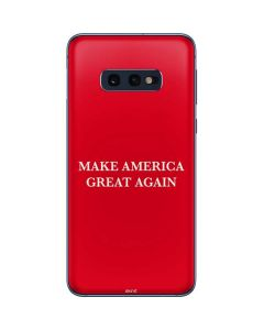 Make American Great Again Galaxy S10e Skin