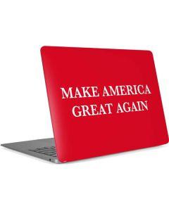 Make American Great Again Apple MacBook Air Skin