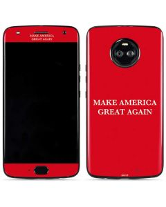 Make American Great Again Moto X4 Skin