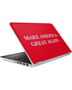 Make American Great Again HP Pavilion Skin