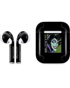 Maleficent Apple AirPods Skin