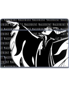 Maleficent Black and White Galaxy Book Keyboard Folio 12in Skin